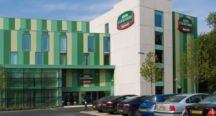 Gatwick Marriott Hotel With Parking