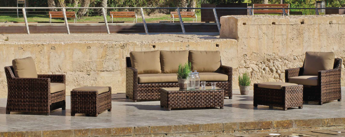 Garden Furniture Costa Calida