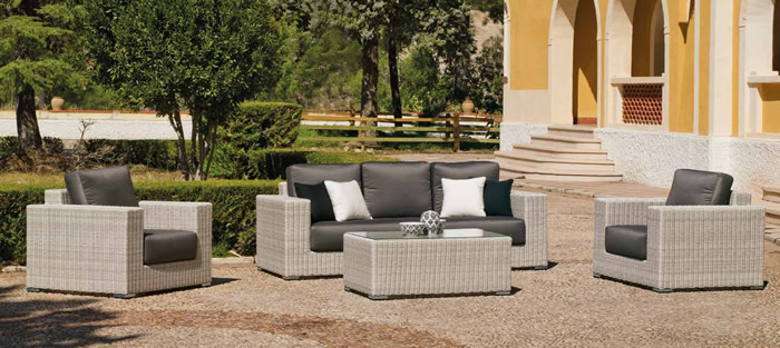 Rattan Outdoor Furniture Spain