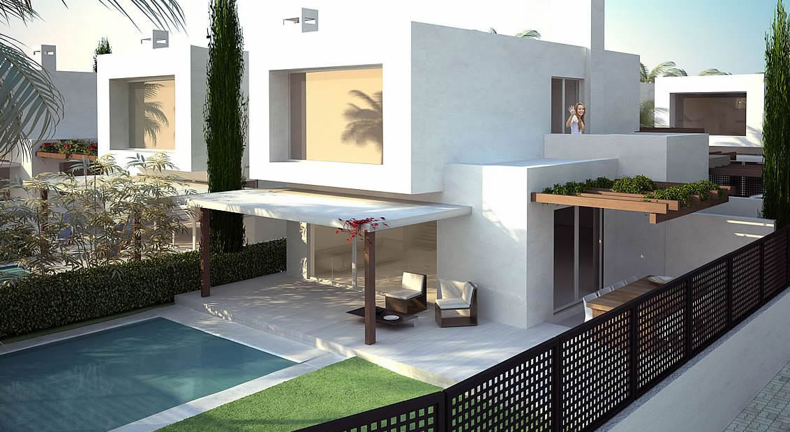 Convasa - Mar De Cristal new build villas